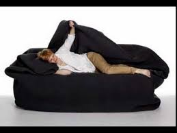 get yours bean bag bed with blanket and pillow youtube