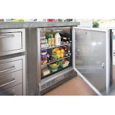 Best Kegerator Alfresco 28 Inch 7 2 Cu Ft Outdoor Rated Compact Refrigerator