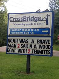 Church Sign Meme - 27 hysterical church signs project inspired