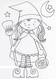 cute scarecrow coloring scarecrows worksheets embroidery