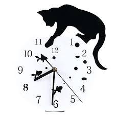 horloge murale cuisine originale horloge de cuisine originale horloge pendule tofern horloge murale