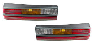 93 mustang lx tail lights 1993 ford mustang cobra oem complete rear taillights tail lights