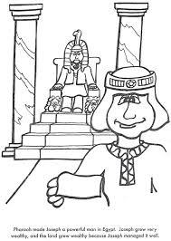 joseph egypt coloring free download
