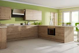 decoration de cuisine en bois cuisine moderne bois chêne 36 exemples remarquables à profiter