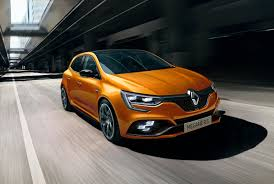 renault france renault megane rs 2017 on behance
