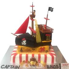 1665 pirate ship birthday cake abc cake shop u0026 bakery