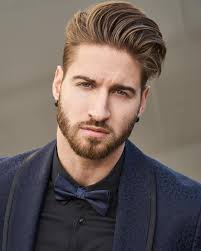 Sexiest Guy Hairstyles by Le Cowboy Francais U2014 Montedave What A Smile Awesome