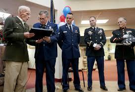 May Ranch World War Ii Bomber Pilot 96 Receives Honor Salute Ksl Com