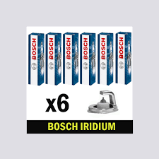 lpg lexus rx for sale uk 6x bosch iridium spark plugs for lexus rx300 3 0 lpg only 1mz fe