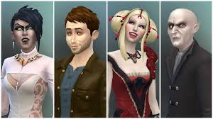 vampire the sims wiki fandom powered by wikia
