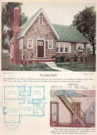 Colonial Revival House Plans Erlin House Plan Vintage American Architecture 1929 Home