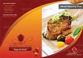 emejing restaurant menu design ideas images home design ideas