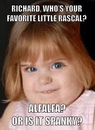 Alfalfa Meme - chris farley memes on twitter you decide http t co mlrntp60fa