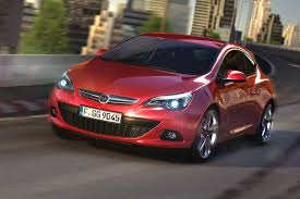 2012 opel astra gtc sport hatch is u2026virtually here first official