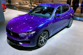 maserati dark blue 2018 maserati ghibli lands with updated looks more power