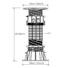 Buzon Pedestal Buzon Pedestal Dph7 285 400mm Getshopin