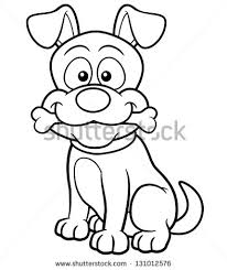 dog outline stock images royalty free images u0026 vectors shutterstock