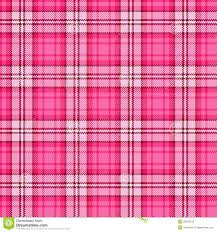 pink tartan bright pink seamless tartan stock vector illustration of