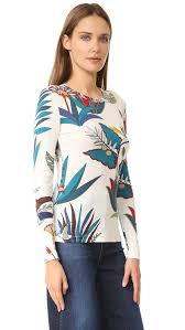 Tory Burch Plus Size Clothing Tory Burch Danielle Tee Shirt Shopbop
