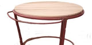 Tisch Buche Beistelltisch Dreibein Tisch Holzart Buche Blumen Tischchen