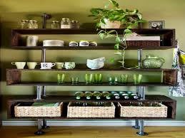 Pipe Shelves Kitchen by Wall Decorating Ideas For Bedrooms Galvanized Pipe Shelves
