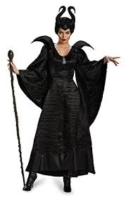 Halloween Costumes Womens Amazon Disguise Women U0027s Disney Maleficent Christening Gown