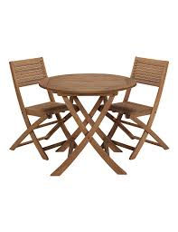 Marks And Spencer Dining Room Furniture Nordina Round Dining Table U0026 2 Folding Chairs M U0026s