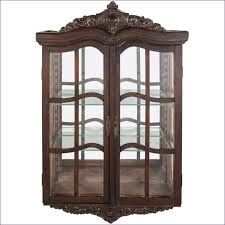 Ideas Design For Lighted Curio Cabinet Kitchen Room Marvelous Affordable Curio Cabinets Lighted