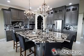 Gray Cabinets In Kitchen by Grey Kitchen Cabinets Home Interior Design Living Room