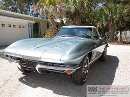 1966 corvette trophy blue thevettenet com 1966 convertible corvette details