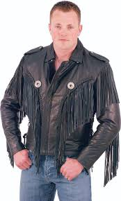 denim motorcycle jacket beltless fringed leather motorcycle jacket m400fb