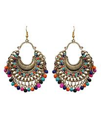 earrings online afghani earrings buy afghani earrings online at best prices in