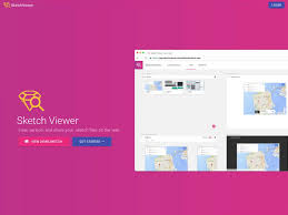 sketch viewer by peter stacho dribbble
