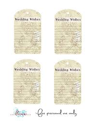 wedding wish tags d designs free printable wedding wishes tags