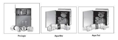 hayward pro logic aqua logic aqua rite pro aqua rite u0026 aqua