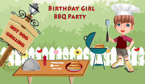 bbq backyard birthday party super grill chef android apps on