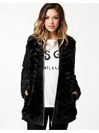 jacket vila sort jakker tøj kvinde nelly