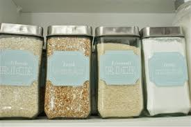 clear glass kitchen canister sets pantry kitchen storage containers with 4pc glass containers and