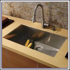kitchen sink and faucet combinations glacier bay kitchen faucet leaking sinks and faucets home