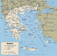 Map Of Greece And Italy by Maps Of Greece