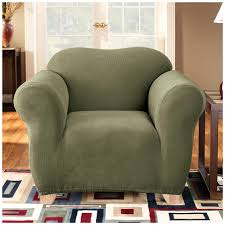 Sure Fit Club Chair Slipcovers Sure Fit Stretch Pearson Chair Slipcover 292820 Furniture