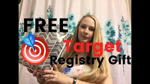target baby registry gift bag freebies august 2017 youtube