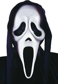 scream mask escapade uk