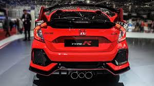 honda civic 2017 type r 2018 honda civic type r 2017 geneva motor show youtube