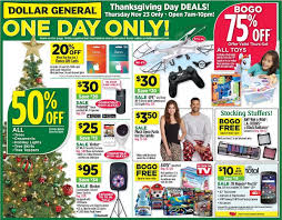 black friday 2017 dollar general offers an assortment of deals