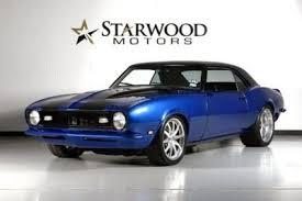 blue 68 camaro ebay find bad blue ls swapped 68 camaro lsx magazine