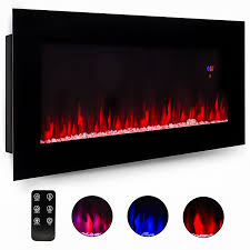 best wall mounted fireplaces electric amazon com classicflame 48hf320fgt helen wall mounted electric