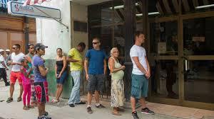 bureau de transfert d argent l assouplissement des restrictions américaines comble les cubains