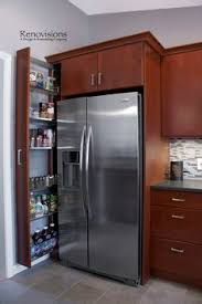 build cabinets around fridge tap the link now to see where the