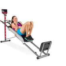 Total Sports America Bench Amazon Com Total Gym 1400 Deluxe Home Fitness Exercise Machine